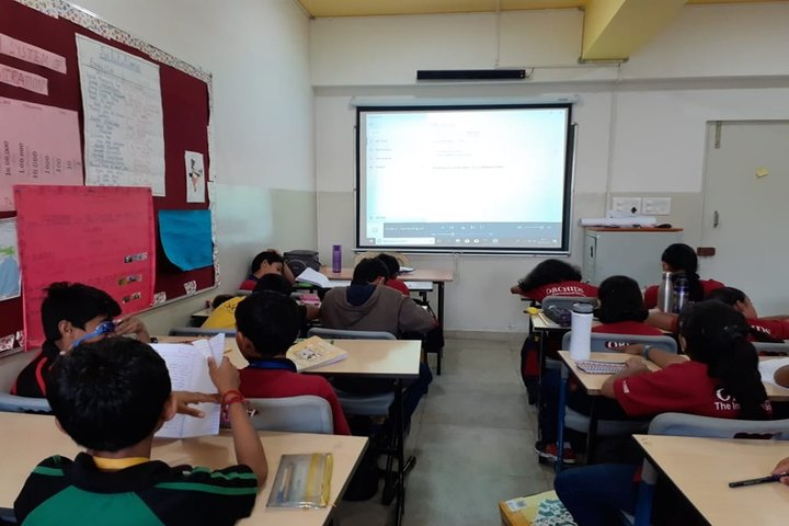 Orchids The International School-Smart Classroom