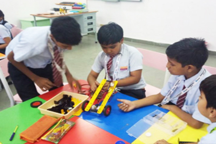 Beml Public School-Activity Room