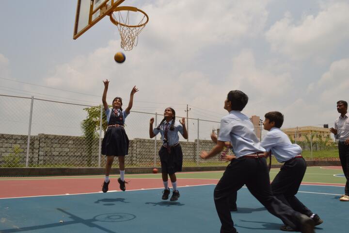 Beml Public School-Basket Ball