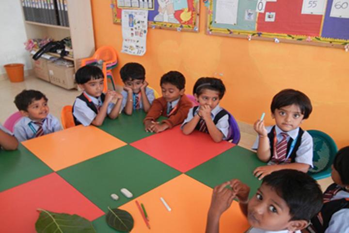 Beml Public School-Kinder Garden Activities