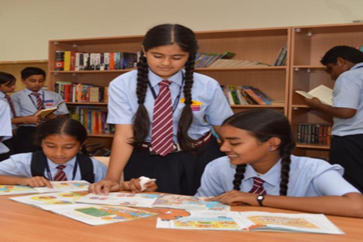 Beml Public School-Library