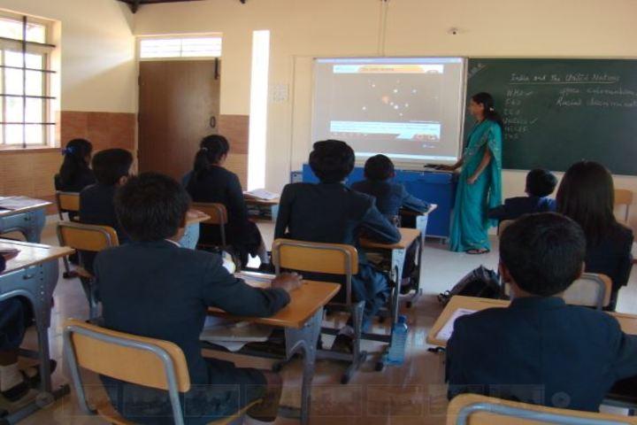 Bensons International Academy-Classrooms