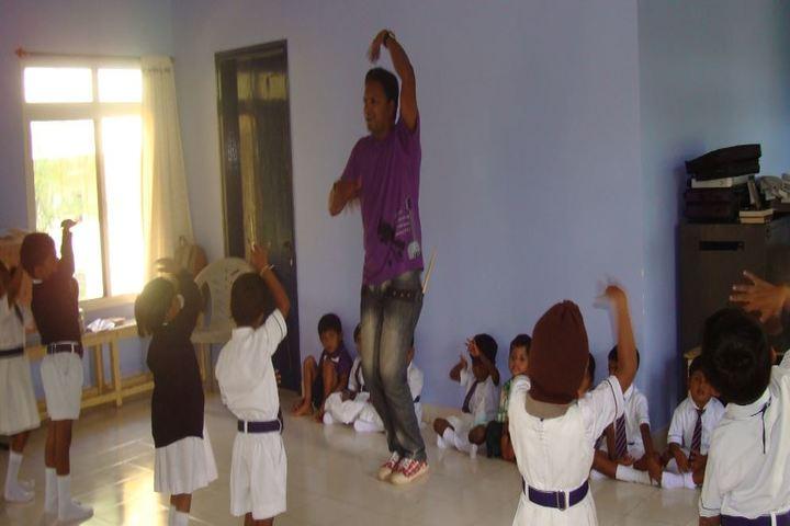 Bensons International Academy-Dance Room
