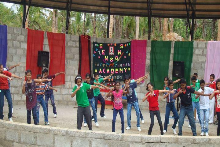 Bensons International Academy-Dances