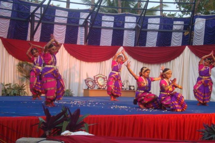 Bensons International Academy-Dance Performance