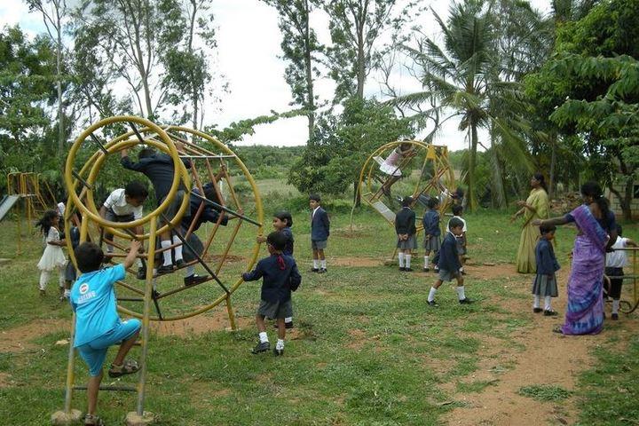 Bensons International Academy-Kids Play Area