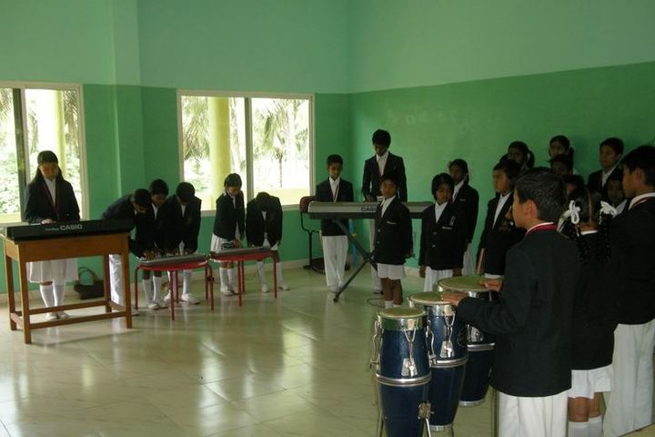 Bensons International Academy-Music Room