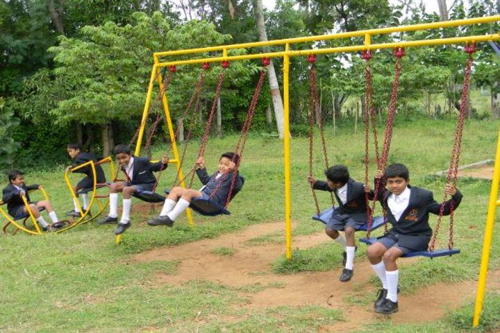 Bensons International Academy-Play Area