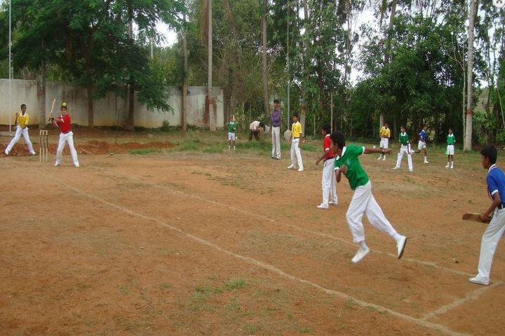 Bensons International Academy-Sports