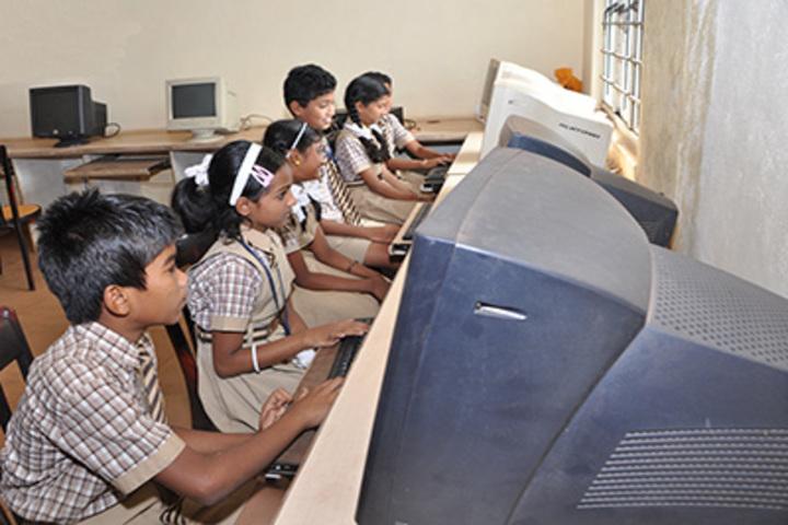BGS Central School-Computer Lab