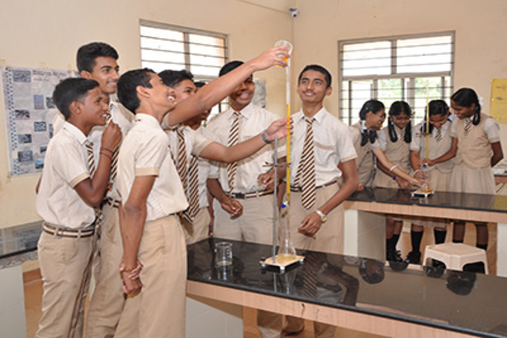 BGS Central School-Lab