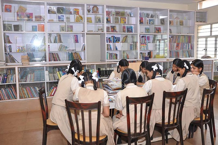 BGS Central School-Library