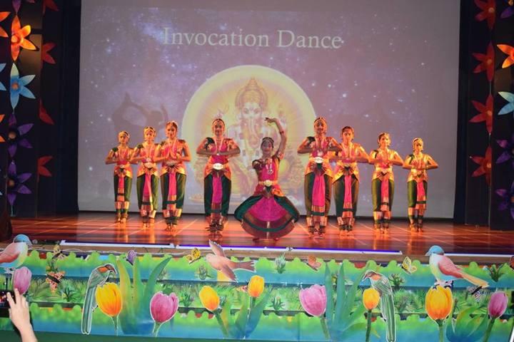 BGS National Public School-Dances Performance