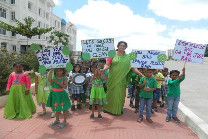 BGS National Public School-Environment Day