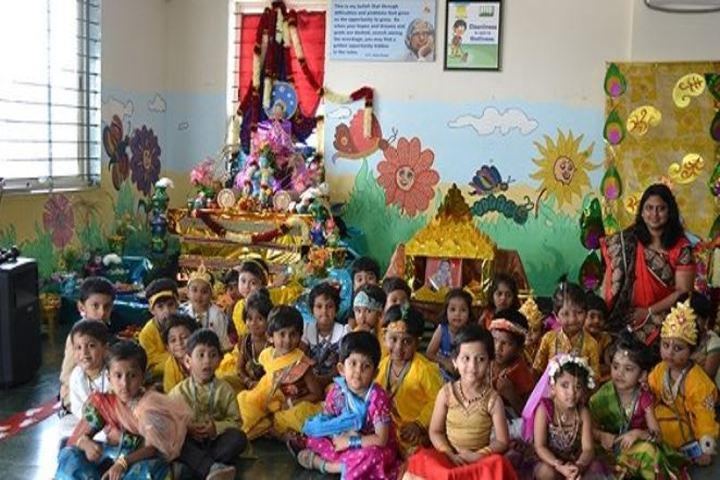 BGS National Public School-Janmasthami