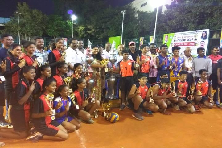 BGS National Public School-Sports Team