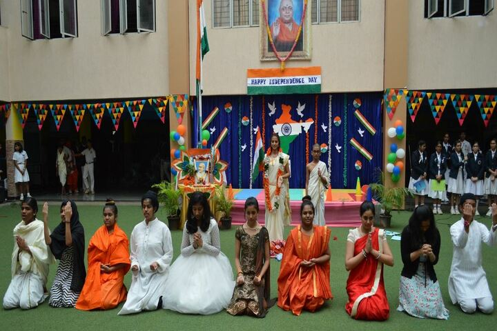 BGS Public School-Independence Day Celebrations
