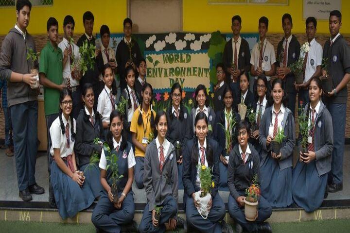 BGS Public School-World Environment Day