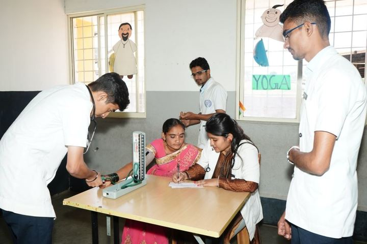 Bharatesh Central School-Health and Medical Facility