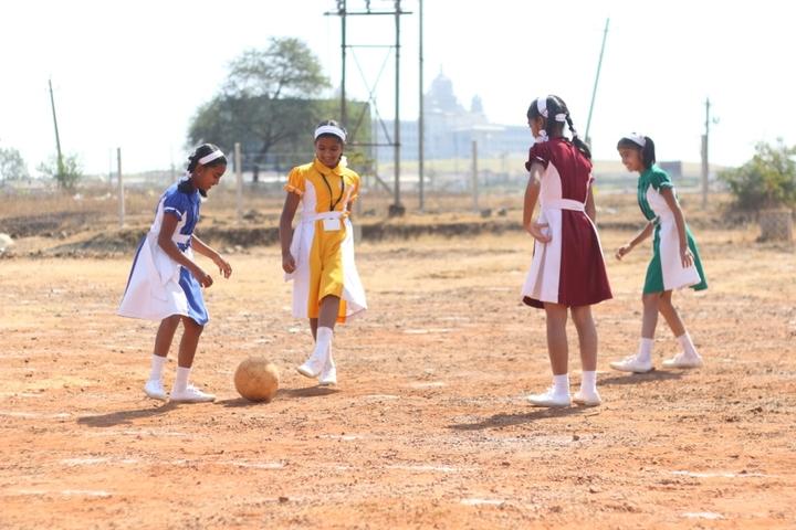 Bharatesh Central School-Sports