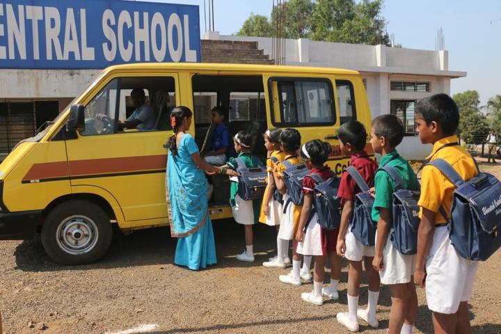 Bharatesh Central School-Transport