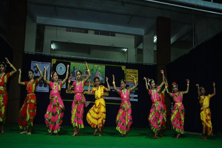 Bharatiya Vidya Bhavans Dr D Krishnamurthy Smt Shakuntalamma Memorial School-Cultural Event