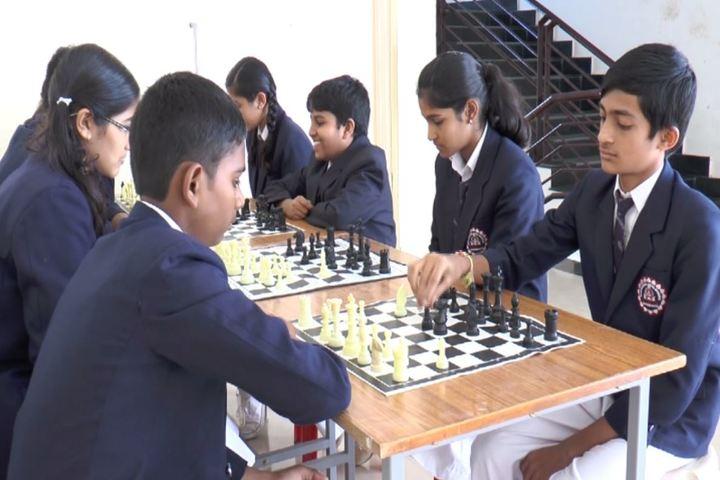 Bharatiya Vidya Bhavans Dr D Krishnamurthy Smt Shakuntalamma Memorial School-Indoor Games