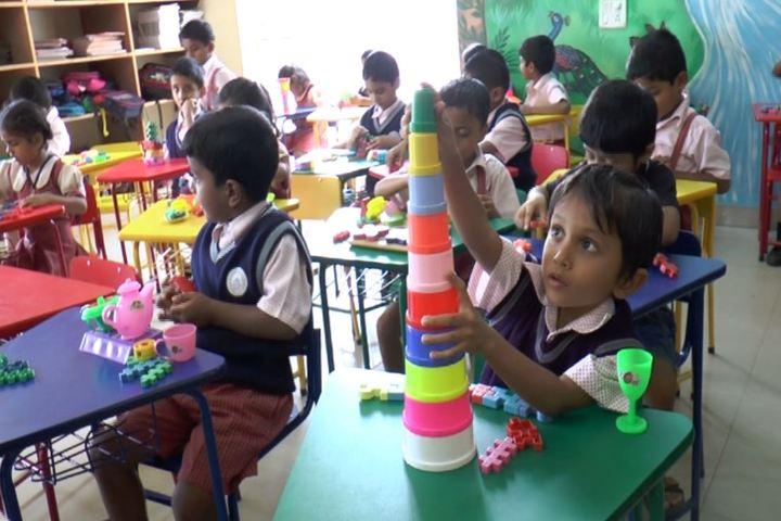 Bharatiya Vidya Bhavans Dr D Krishnamurthy Smt Shakuntalamma Memorial School-Activity