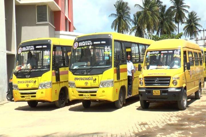 Bharatiya Vidya Bhavans Dr D Krishnamurthy Smt Shakuntalamma Memorial School-Transport