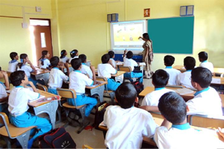Bheema Universal Central School-Classroom