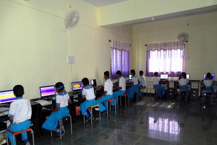 Bheema Universal Central School-IT-Lab