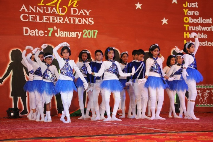 Bhuvana Jyothi Residential School-Annual Day Dance