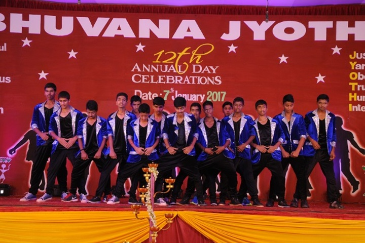 Bhuvana Jyothi Residential School-Annual Day Dance2