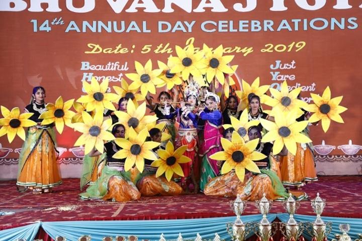 Bhuvana Jyothi Residential School-Annual Day