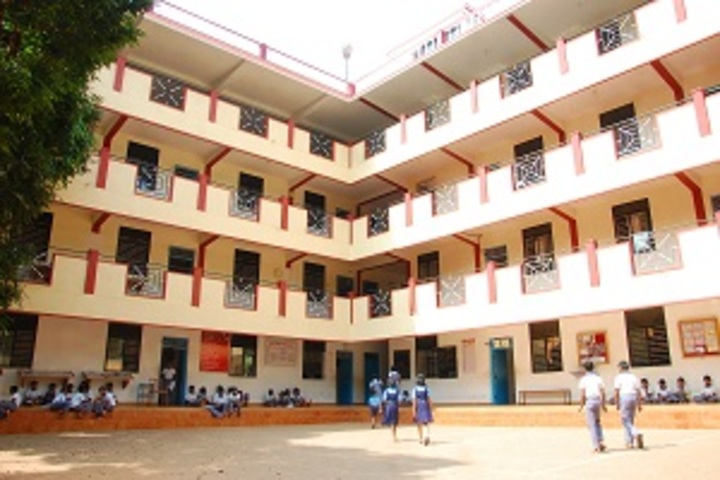 Bhuvana Jyothi Residential School-Campus