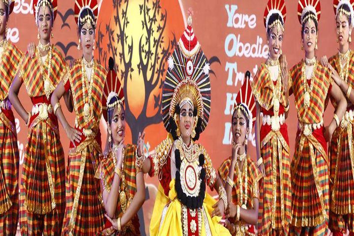 Bhuvana Jyothi Residential School-Drama