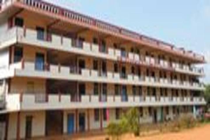 Bhuvana Jyothi Residential School-School Building