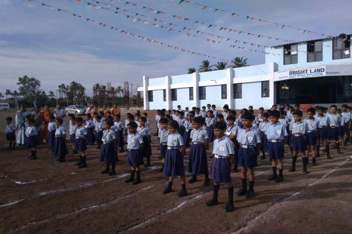 Bright Land English Medium School-Assembly