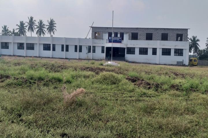 Bright Land English Medium School-Campus