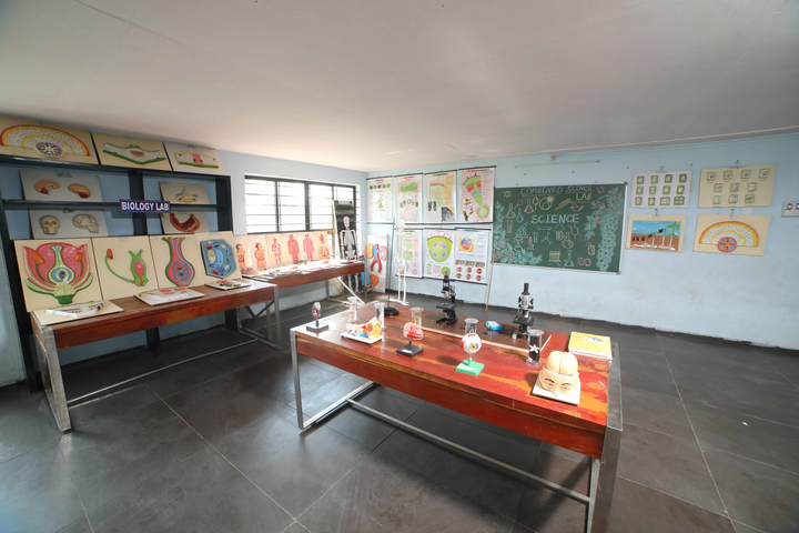 Bright Land English Medium School-Computer Lab