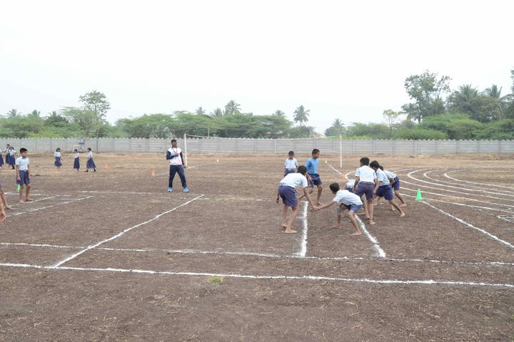 Bright Land English Medium School-Sports