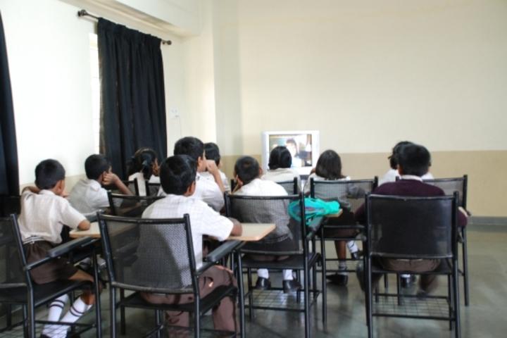 Bright Public School-AV Room