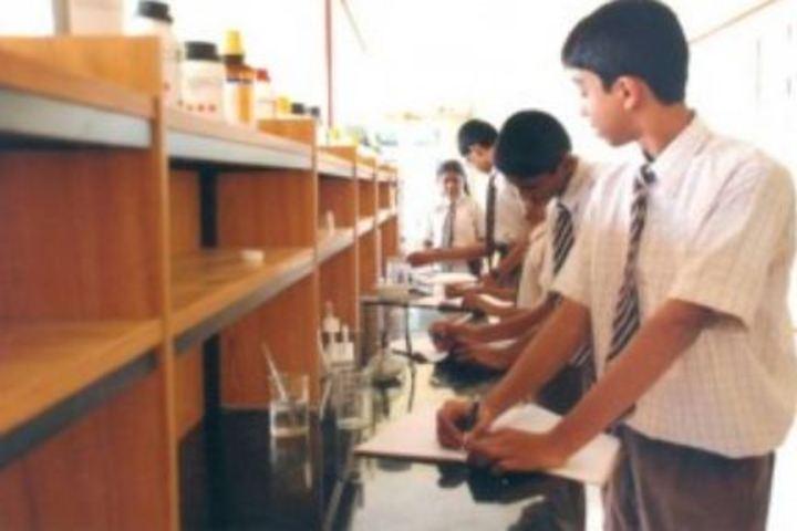 Bright Public School-Lab