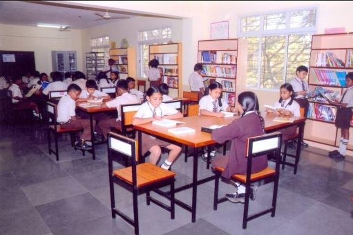 Bright Public School-Library