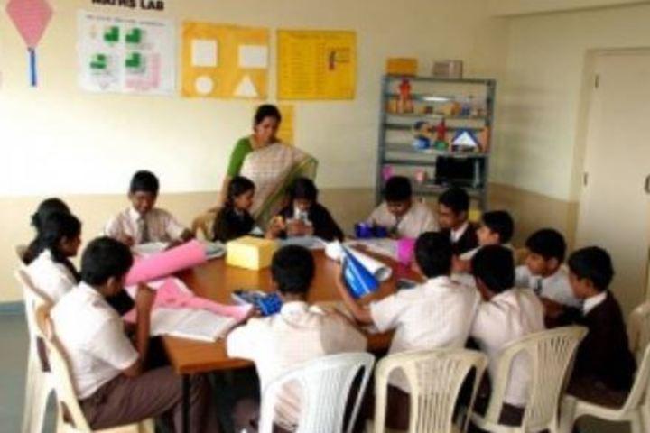 Bright Public School-Math Lab