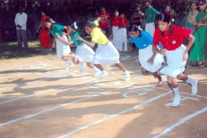 Bright Public School-Running Race