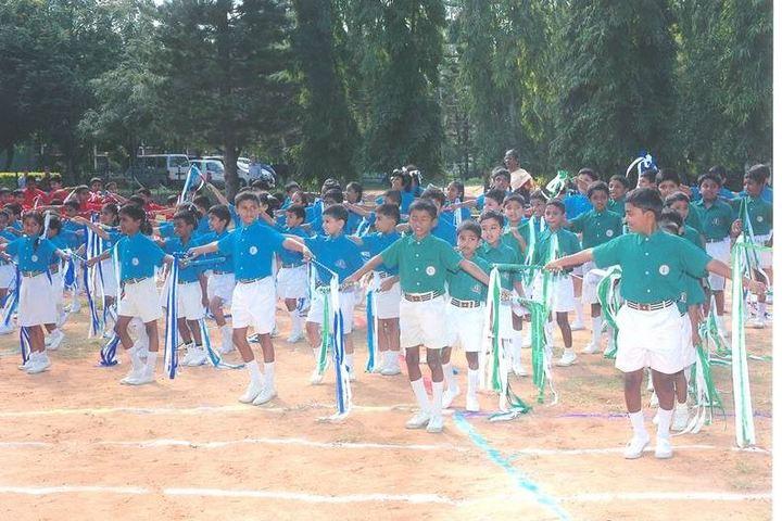 Bright Public School-Sports Day