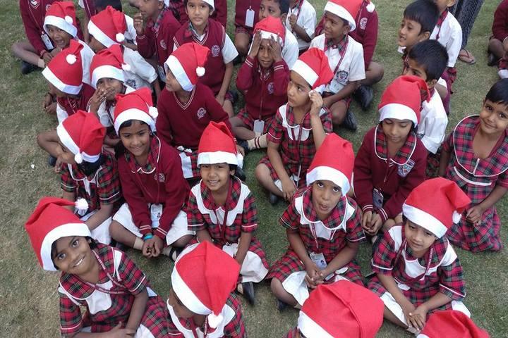 Brilliant National School-Christmas