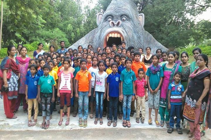 Brilliant National School-School Trip