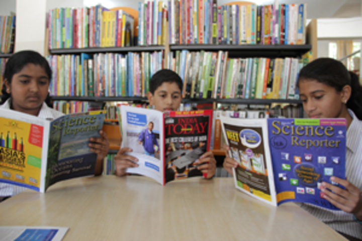 Brooklyn National Public School-Library